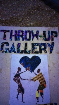Throw-Up Gallery